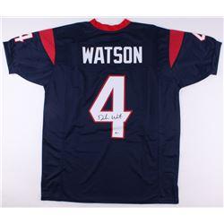 Deshaun Watson Signed Texans Jersey (Beckett COA)