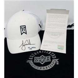 Tiger Woods Signed LE Nike Victory Hat (UDA COA)