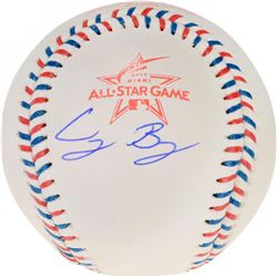 Cody Bellinger Signed Official 2017 All-Star Game Baseball (Fanatics Hologram)