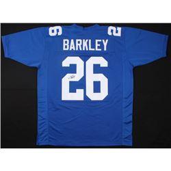 Saquon Barkley Signed Giants Jersey (JSA COA)