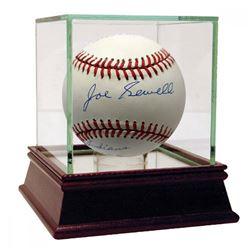 "Joe Sewell Signed OAL Baseball Inscribed ""1920-1930 Cleveland""  ""Indians"" (PSA COA)"