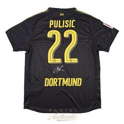 Christian Pulisic Signed Borussia Dortmund Jersey (Panini COA)