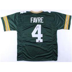 Brett Favre Signed Packers Jersey (Schwartz COA  Radtke Hologram)