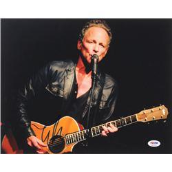"Lindsey Buckingham Signed ""Fleetwood Mac"" 11x14 Photo (PSA COA)"