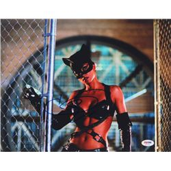 "Halle Berry Signed ""Catwomen"" 11x14 Photo (PSA COA)"