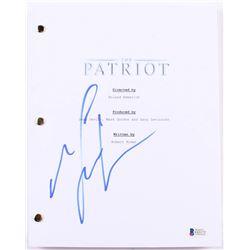 "Mel Gibson Signed ""The Patriot"" Full Movie Script (Beckett COA)"