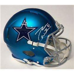 Jason Witten Signed Cowboys Authentic On-Field Full-Size Blaze Helmet (JSA COA  Witten Hologram)