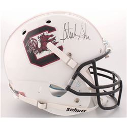 Sterling Sharpe Signed South Carolina Gamecocks Full-Size Helmet (Radtke COA)