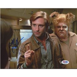 "Bill Pullman Signed ""Spaceballs"" 8x10 Photo (PSA COA)"