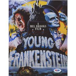 "Mel Brooks Signed ""Young Frankenstein"" 8x10 Photo (PSA COA)"