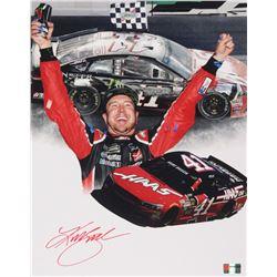 Kurt Busch Signed NASCAR #41 11x14 Photo (PA COA)