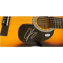 Joe Bonamassa Signed Full-Size Huntington Acoustic Guitar (PSA COA)