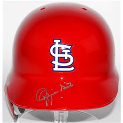 Ozzie Smith Signed Cardinals Authentic Full-Size Batting Helmet (Radtke COA)