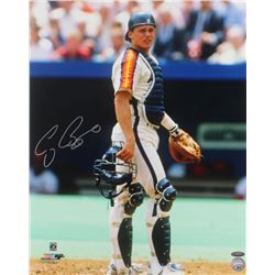 Craig Biggio Signed Astros 16x20 Photo (TriStar Hologram)