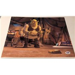 "Mike Myers Signed ""Shrek Forever After"" 11x14 Photo (PSA COA)"