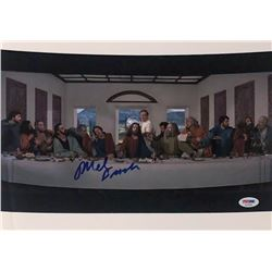 "Mel Brooks Signed ""History of the World, Part I"" 11x14 Photo (PSA COA)"