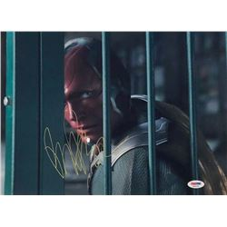 "Paul Bettany Signed ""Avengers: Infinity War"" 11x14 Photo (PSA COA)"