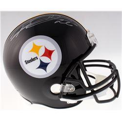 Rod Woodson Signed Steelers Full-Size Helmet (Schwartz COA)