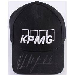 Phil Mickelson Signed KPMG Fitted Hat (JSA COA)
