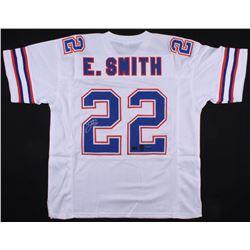 Emmitt Smith Signed Florida Gators Jersey (Radtke COA  Prova Hologram  Smith Hologram)