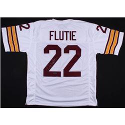 Doug Flutie Signed Boston College Eagles Jersey (Radtke Hologram)