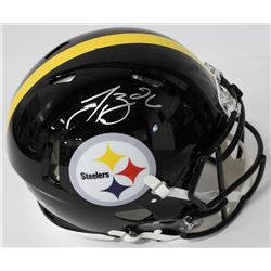 Le'Veon Bell Signed Steelers Authentic On-Field Full-Size Speed Helmet (JSA COA)