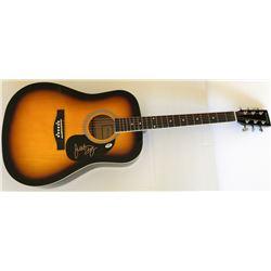 Jakob Dylan Signed Full-Size Huntington Acoustic Guitar (PSA COA)