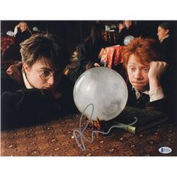 """Rupert Grint Signed """"Harry Potter"""" 11x14 Photo (Beckett COA)"""