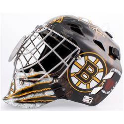 Tuukka Rask Signed Full-Size Bruins Goalie Mask (Rask Hologram)