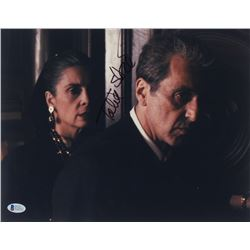 "Talia Shire Signed ""The Godfather"" 11x14 Photo (Beckett COA)"