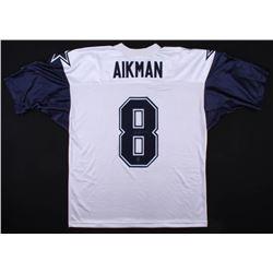 Troy Aikman Signed Cowboys Jersey (Aikman Hologram)