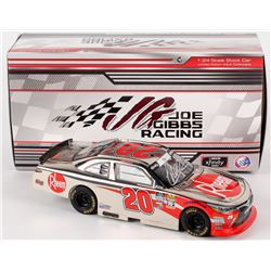 Christopher Bell Signed NASCAR #20 2018 Rheem Camry ARC Color Chrome - 1:24 Premium Action Diecast C