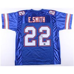 Emmitt Smith Signed Florida Gators Jersey (Prova Hologram)