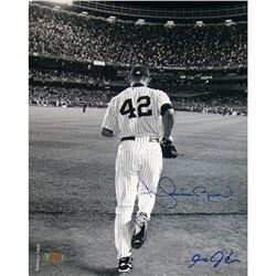 Mariano Rivera  Anthony Causi Signed Yankees 8x10 Photo (Steiner COA)