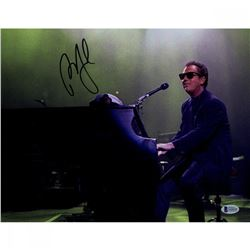 Billy Joel Signed 11x14 Photo (Beckett COA)