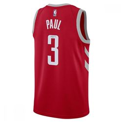 Chris Paul Signed Rockets Jersey (Steiner COA)