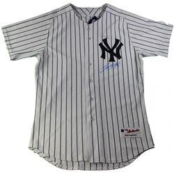 Tino Martinez Signed Yankees Jersey (Steiner COA)