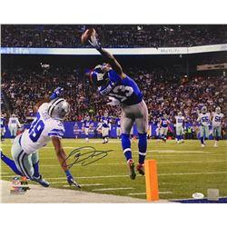 """Odell Beckham Jr. Signed New York Giants """"The Catch"""" 16x20 Photo (JSA COA)"""