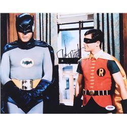 """Adam West Signed """"Batman"""" 11x14 Photo (PSA COA)"""