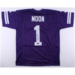 Warren Moon Signed Washington Huskies Jersey (Radtke COA)