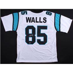 Wesley Walls Signed Panthers Jersey (Radtke COA)
