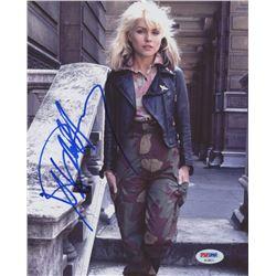 """Debbie Harry Signed """"Blondie"""" 8x10 Photo (PSA COA)"""