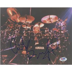 Carter Beauford Signed  Dave Matthews Band  8x10 Photo (PSA COA)