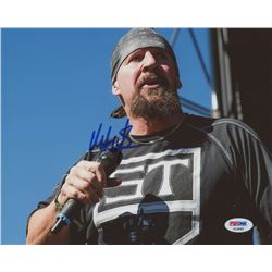"Mike Muir Signed ""Suicidal Tendencies"" 8x10 Photo (PSA COA)"