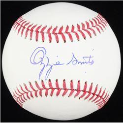 Ozzie Smith Signed OML Baseball (Schwartz COA)