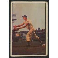 1953 Bowman Color #92 Gil Hodges