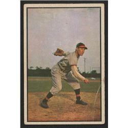 1953 Bowman Color #114 Bob Feller