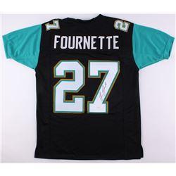Leonard Fournette Signed Jaguars Jersey (JSA COA)