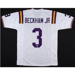 Odell Beckham Jr. Signed LSU Tigers Jersey (JSA COA)