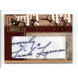 2010 Classics Classic Cuts #48 Link Lyman